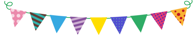 bandierine-triangolari